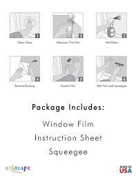 amazon com artscape rice paper sidelight window film 12