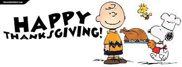 happy thanksgiving peanuts charles m schulz