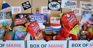 Maine Gift Baskets Maine Gifts Box Of Maine