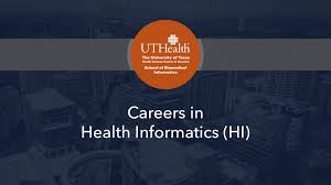 careers in health informatics youtube