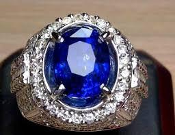 model cincin blue safir batu akik blue safir manfaat batu cincin blue safir info harga
