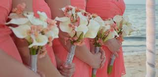 bridesmaid flowers silk wedding flowers and bouquets online is blooming
