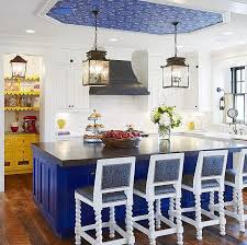 Blue And White Kitchen Best 25 Midcentury Pantry Cabinets Ideas On Pinterest