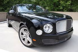 bentley mulsanne black interior 2014 bentley mulsanne stock 4n018730 for sale near vienna va