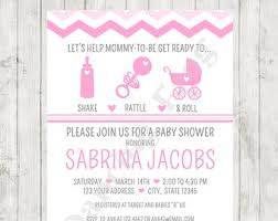 shake rattle and roll baby shower frog baby shower invitations printed frog baby shower