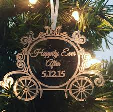 cinderella carriage ornament cinderella ornament
