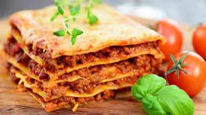 jeux de cuisine lasagne recette les lasagnes au boeuf maison plats cuisine vins