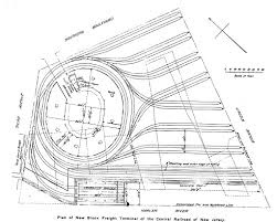 Railroad House Plans Building The Bronx Terminal Freight House Model Railroad