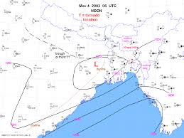 Synoptic Weather Map Definition Bangladesh Tornado Presentation