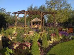 pergola garden feature landscape designer stratford upon avon