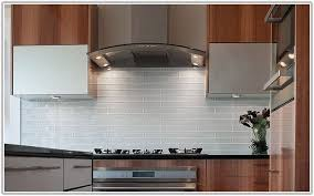 kitchen backsplash tile ideas subway glass glass subway tile kitchen backsplash ideas tiles home