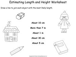 measuring length and height year 2 powerpoint and worksheets