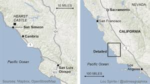 Cambria Ca Map Fascinated By The Elephant Seals At Piedras Blancas State Marine