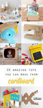 Make Your Own Childrens Toy Box by Best 25 Cardboard Toys Ideas On Pinterest Toys For Boys Cheap