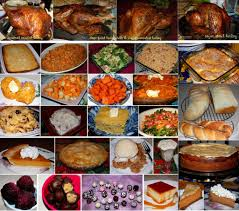 thanksgiving traditional thanksgiving food list of on