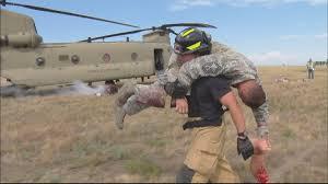 buckley afb map helicopter crash drill prepares airmen for emergency cbs denver