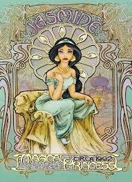 Princess Jasmine Meme - art nouveau jasmine fandom pinterest princess jasmine