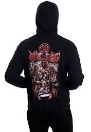 thy art is murder sanctuary hoodie official death metal