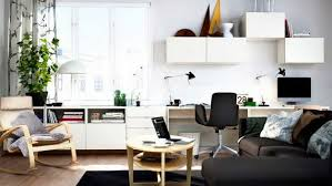 office in the living room home office combined with living rooms for small spaces stylish eve