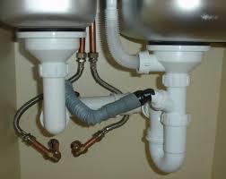 Vent For Kitchen Sink by Kitchen Sink Drain Plumbing 75 Trendy Interior Or Kitchen Sink
