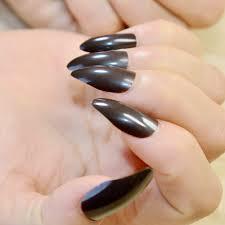 online get cheap stiletto acrylic nails aliexpress com alibaba