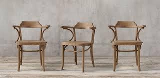 Restoration Hardware Bistro Chair Vienna Café Wood Dining Chair Restoration Hardware For The