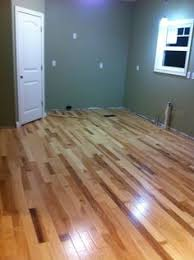 3 4 x 3 1 4 hickory prefinished flooring in my sun room