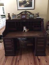 Antique Slant Top Desk Worth Antique Desks U0026 Secretaries 1900 1950 Ebay