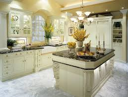 traditional kitchen islands beautiful traditional white kitchen ideas with white lacquered