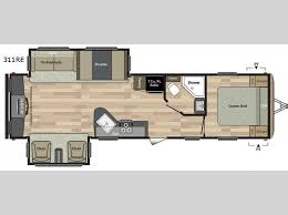 20 Foot Travel Trailer Floor Plans Keystone Springdale Travel Trailers General Rv