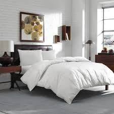How Do You Clean A Feather Duvet Eddie Bauer 600 Fill Power White Goose Down Comforter Free