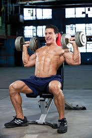 the complete upper body dumbbell workout muscle u0026 performance