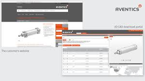 electronic cad product catalog in your corporate design