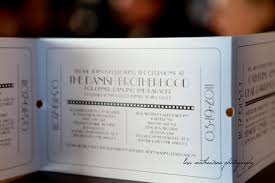 Movie Ticket Wedding Invitations Wedding Invitations Creative Insights Page 2