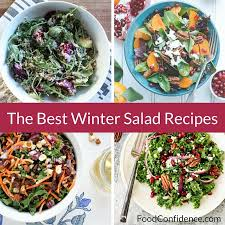 best salad recipes the best winter salad recipe roundup food confidence