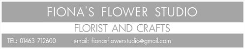 Flower Shops Inverness - fiona u0027s flower studio florist inverness 01463 712600