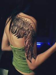25 unique wing tattoos on back ideas on pinterest wings tattoo