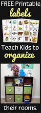Organize Kids Room by How To Teach Kids To Organize Their Rooms With Free Printable