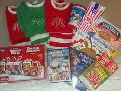 christmas eve box christmas book christmas movie popcorn new