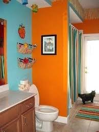 orange bathroom ideas orange bathroom decor bright colored bathroom decor best orange