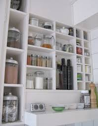 Kitchen Cabinets Shelves Kitchen Storage Jars A Great Way Of Organizing Ingredients And