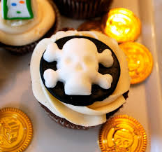 pirate cupcakes the treat boutique