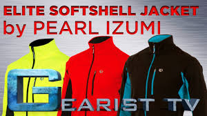 softshell cycling jacket mens pearl izumi elite softshell cycling jacket review gearist com