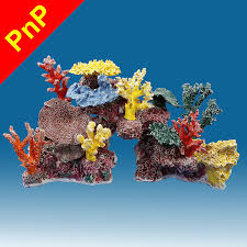 amazon com instant reef dm045pnp artificial coral reef aquarium amazon com instant reef dm045pnp artificial coral reef aquarium decor for saltwater fish marine fish tanks and freshwater fish aquariums aquarium decor