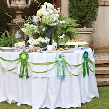 everyday table centerpiece ideas for home decor view in gallery set up a table outside with ribbons draped on the side that add a inside awesome everyday table centerpiece ideas for home decor