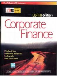corporate finance 8e 8th edition buy corporate finance 8e 8th