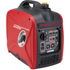harbor freight predator 2000 peak 1600 running watts 2 8 hp