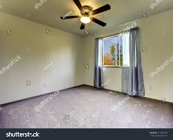 Curtains For Green Walls Empty Room Curtains Grey Carpet Green Stock Photo 111365678