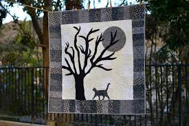 all hallow u0027s eve quilt