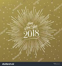 newyear card happy new year card starburst vector stock vector 713973142
